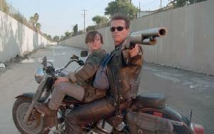 Neuer Terminator Kinofilm mit original Besetzung