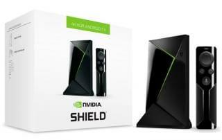 Nvidias neues Shield Bundle mit 4K HDR TV Konsole + Fernbedienung für 199 Euro