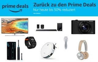 Prime Deals mit günstigen Elektronik Angeboten