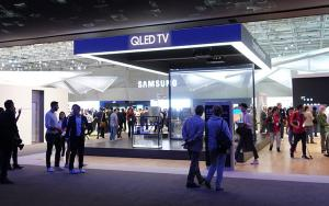 Samsung auf der IFA 2017 - Ultra HD Highlights