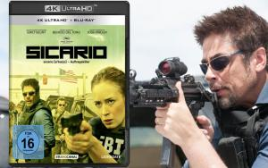 Sicario 4K Blu-ray Review / Test