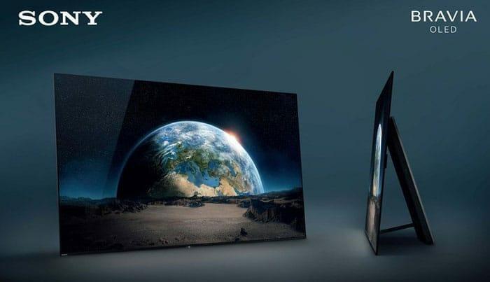 Die Sony A1 OLED Fernseher gibt es mit 55, 65 und 77 Zoll ab 3.499,- EUR (UVP) aufwärts