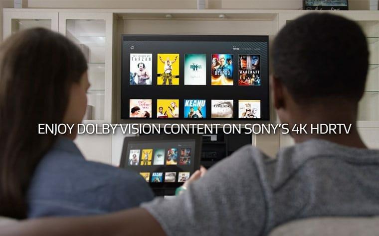 Das Dolby Vision Update für Sony 4K Fernseher mit X1 Extreme Prozessor befindest sich in internen Tests