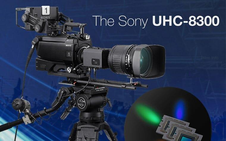 Sony UHD-8300 8K Produktionskamera