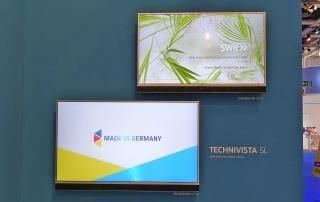 Der Technivista SL mit Soundbar ist mit 49 und 55 Zoll erhältlich