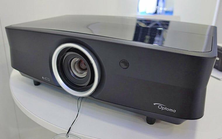 UHZ65 4K Laser Projektor von Optoma