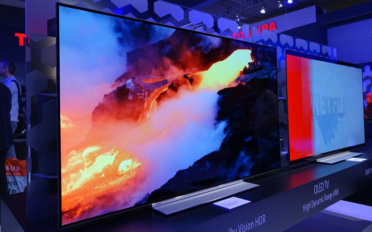 Telefunken Fernseher Vestel : Dolby vision für oled und 4k fernseher von toshiba und telefunken
