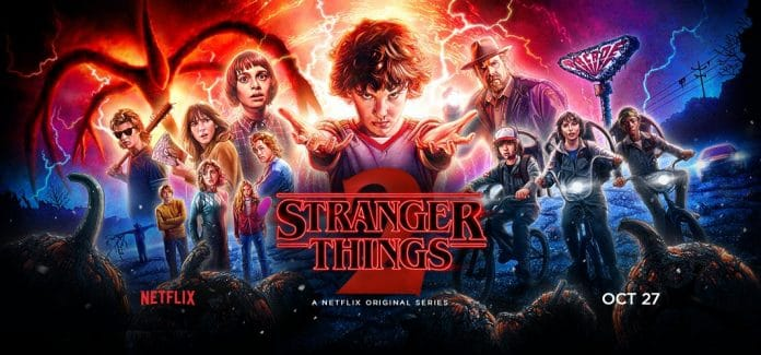 Stranger Things Staffel 2 in 4K & HDR auf Netflix gestartet