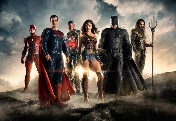 Justice League erscheint auf 4K UHD Blu-ray