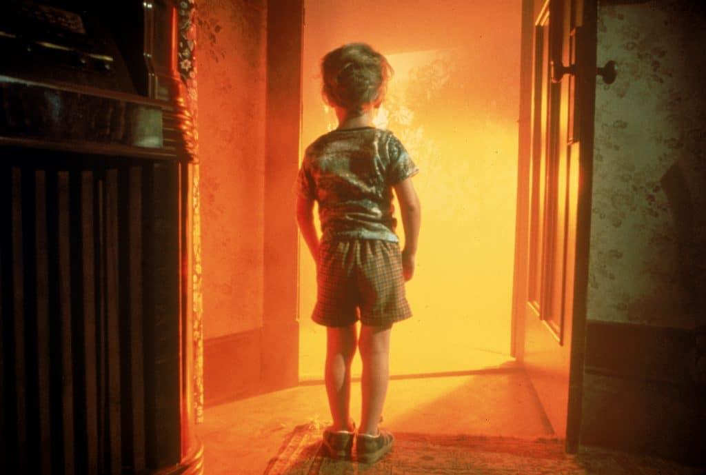 Das Bildkorn des ursprünglichen Filmmaterials ist durchweg zu erkennen, gehört zu so einem Klassiker aber einfach dazu!