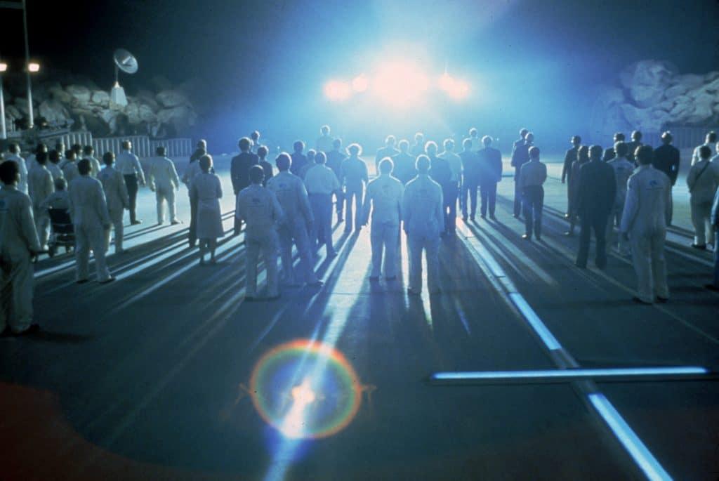 """1977 kam """"Unheimliche Begegnung der Dritten Art"""" in die Kinos. Viele von uns waren damals noch nicht einmal geboren"""