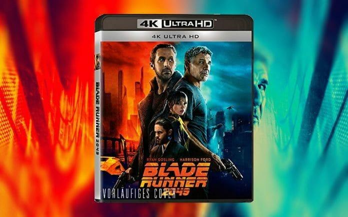 Blade Runner 2049 auf 4K Blu-ray - Erstes Artwork auf Amazon.de