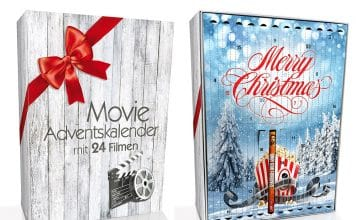 Blu-ray Adventskalender - Exklusiv auf Amazon.de!