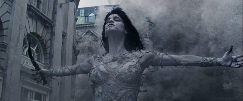 """Prinzessin Ahmanet (Sofia Boutella) wurde bei lebendigem Leib mumifiziert. Entsprechend """"gut"""" ist ihre Laune"""