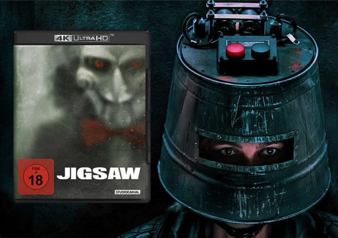 Jigsaw erscheint auf 4K Blu-ray