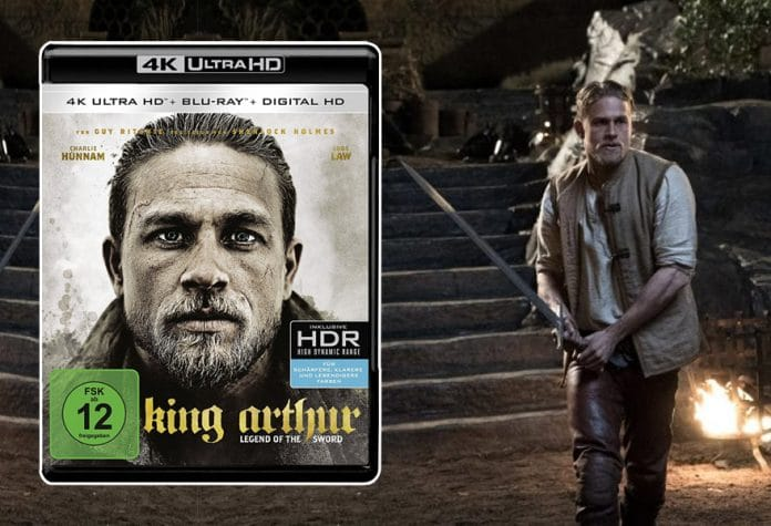 King Arthur: Legend of the Sword 4K Blu-ray in der Review