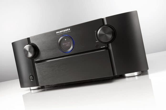 SR8012 Marantz 11.2 Kanal AV-Receiver mit HDMI 2.1?