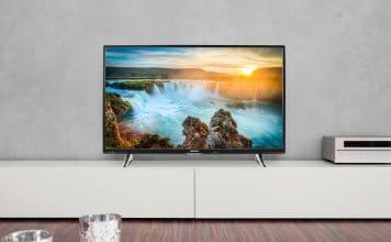 Aldi Süd & Nord bieten den 4K Fernseher Medion X18112 mit 55 Zoll ab dem 26. Oktober 2017 für 499 Euro an