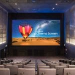 "Samsung ""Cinema LED Screen"" Kinoinstallation in Thailands Hauptstadt Bangkok"