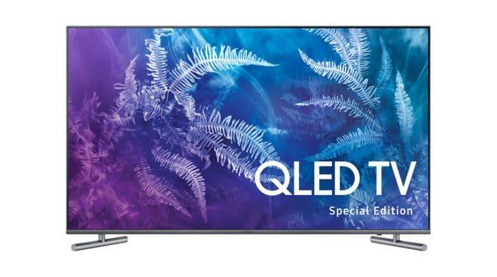 Samsung QLED TV: Smart TV mit vielen Funktionen