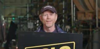 "Ron Howard präsentiert den Namen ""Solo: A Star Wars Story"""