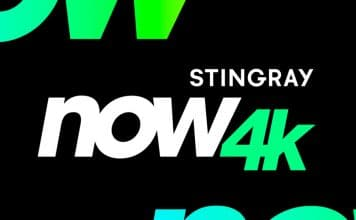 Stingray Now 4K Musiksender