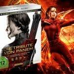 """Die """"Tribute von Panem 8 Disc Complete Collection"""" mit allen Filmen auf 4K UHD Blu-ray"""