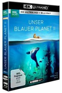 """""""Unser blauer Planet 2"""" auf 4K UHD Blu-ray wird wieder in einer schön gestalten Soft-Box erscheinen"""