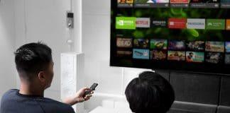 Mit dem Nvidia Shield Experience Upgrade 6.2 findet Amazon Music und 4K Filme vom Google Play Store ihren Weg auf die Shield Konsole.