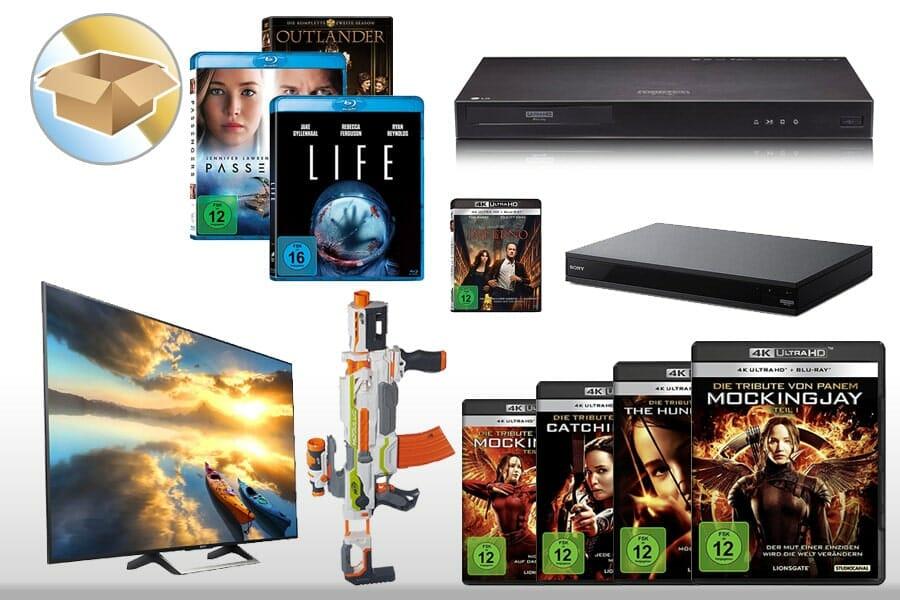 filmfest angebote 4k blu ray player zu bestpreisen 4k tv aktionen uvm 4k filme. Black Bedroom Furniture Sets. Home Design Ideas