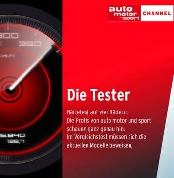 """Der """"Auto, Motor und Sport"""" Kanal startet ab sofort auf Amazon Channels"""