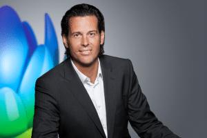 Lutz Schüler, CEO bei Unitymedia freut sich darauf seinen Kunden bald hochauflösende 4K Inhalte zur Verfügung zu stellen