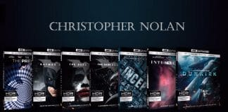 Christopher Nolan 4K Blu-ray Collection erscheint am 04. Januar 2018
