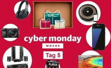 Cyber Monday Woche auf Amazon.de - Tag 5