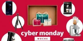 Cyber Monday Woche Tag 6 lockt mit großartigen Angeboten und bereitet uns auf das große Finale am Montag vor