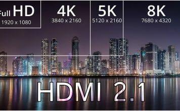 HDMI 2.1 Spezifikationen veröffentlicht