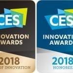 LG 2018 OLED TVs erhalten ihre ersten Awards