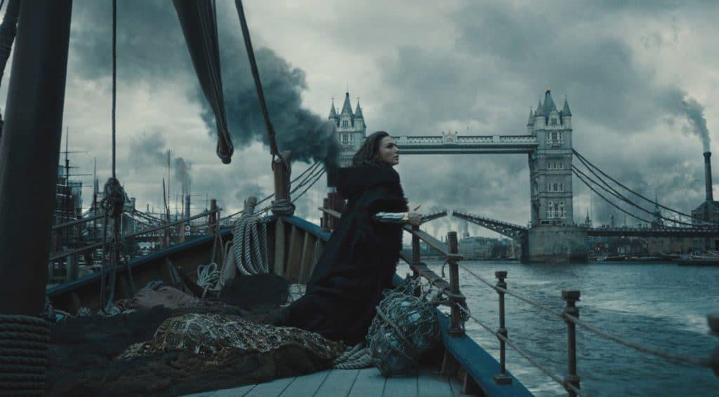 Das London des 19. Jahrhunderts ist nicht jedermanns oder jedefraus Sache.