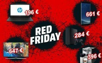 MediaMarkt Red Friday Deals mit unglaublich guten Angeboten!