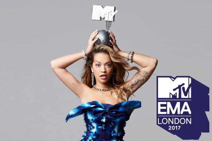 Die MTV Europe Music Awards 2017 sind erstmals in 4K UHD Qualität zu sehen!
