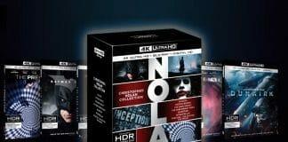 Die Nolan 4K Collection mit 21 Discs ist limitiert und nur auf Saturn.de und MediaMarkt.de erhältlich