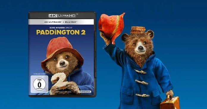 Paddington 2 soll am 26. März 2018 auf 4K UHD Blu-ray erscheinen