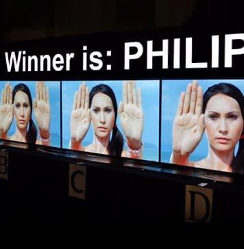 Philips OLED TV 55POS9002 konnte sich in einem Blindtest gegen die OLED-Konkurrenz von Sony, Panasonic und LG durchsetzen