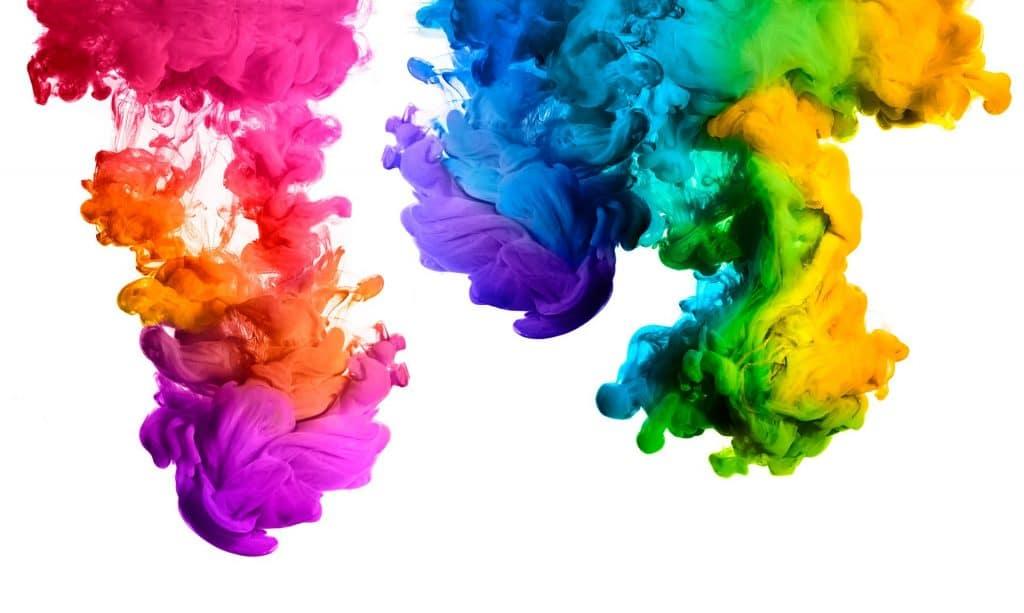 Mit der SeeColors App für Samsungs QLED TV können Menschen mit Farbsehschwäche Farben so sehen wie sie wirklich sind