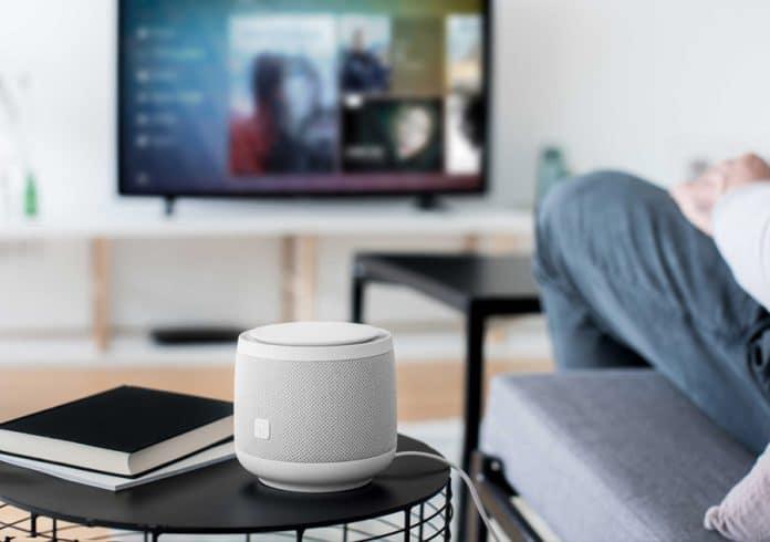 Der neue Telekom Smart-Speaker mit Sprachassistent erfüllt euch eure Wünsche -