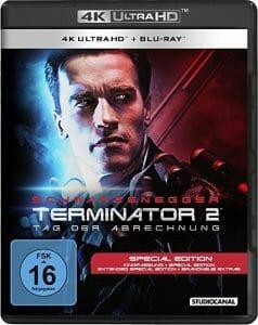 Terminator 2 auf Ultra HD Blu-ray