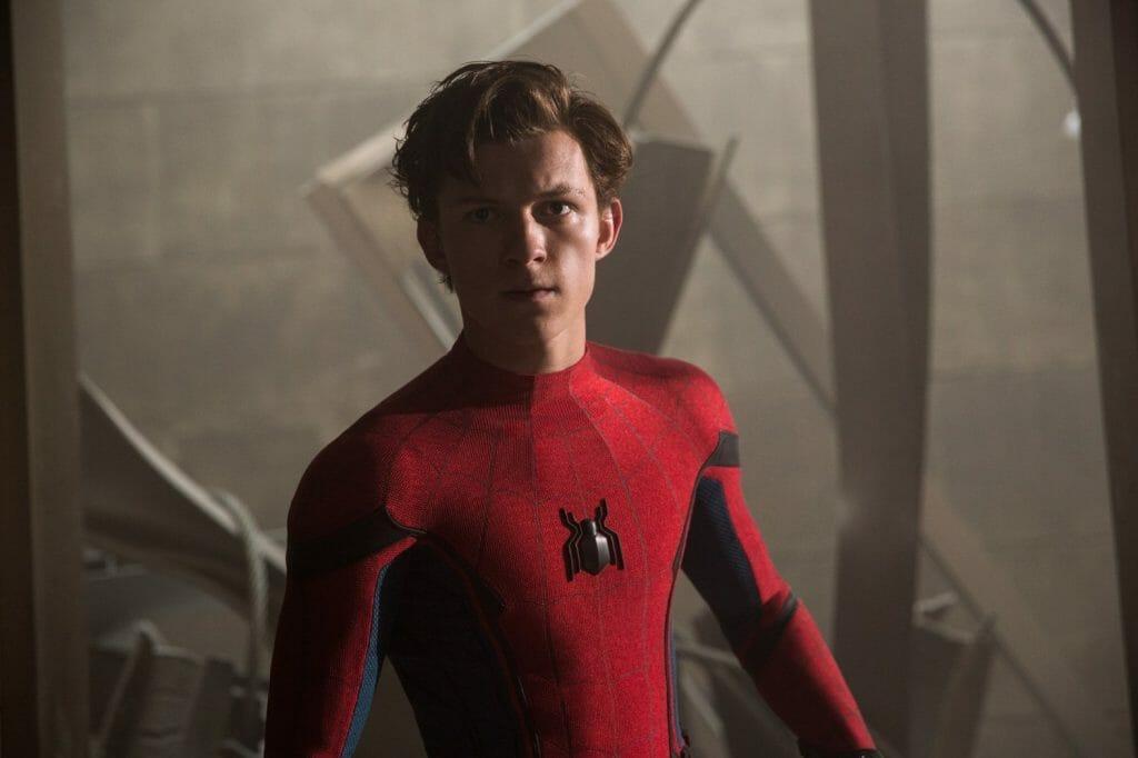 Jung und energisch. Der neue Spider-Man gespielt von Tom Holland