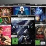 Die Top Neuheiten im Dezember 2017 im Bereich 4K UHD Blu-ray