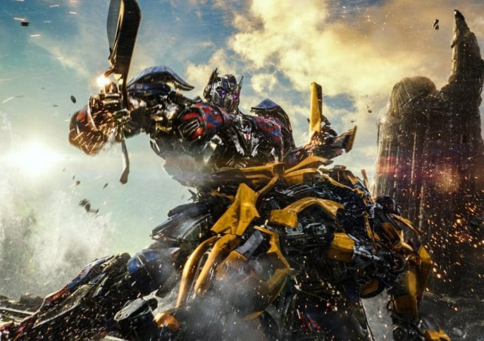 Transformers 5: The Last Knight 4K Blu-ray Review / Test