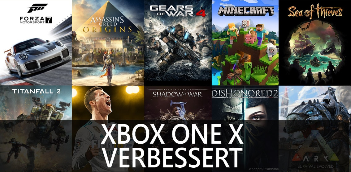 xbox one x verbesserte spiele mit 4k ultra hd hdr 4k filme. Black Bedroom Furniture Sets. Home Design Ideas